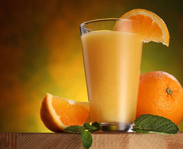 5 combinações de Sucos Detox com Laranja