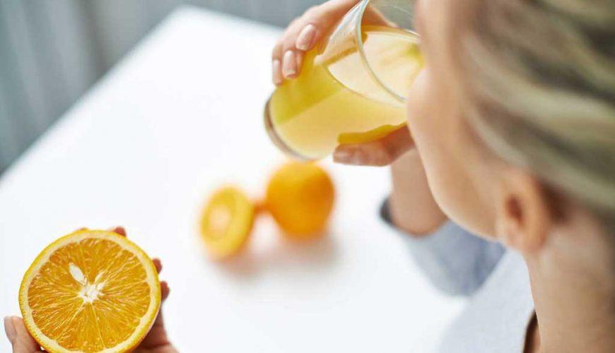 A importância da vitamina C